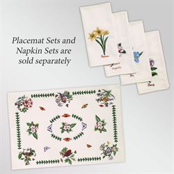 Botanic Garden Table Runner Ivory