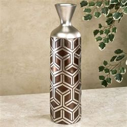 Declan Vase Silver
