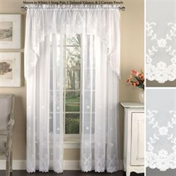 Laurel Sheer Tailored Curtain Panel