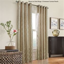 Triumph Grommet Curtain Panel