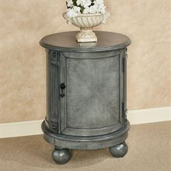 Everton Chairside Accent Chest Gray