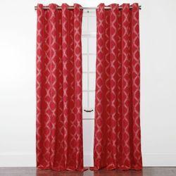 Minnie Grommet Curtain Panel 54 x 84