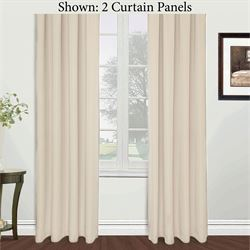Metro Tailored Curtain Panel