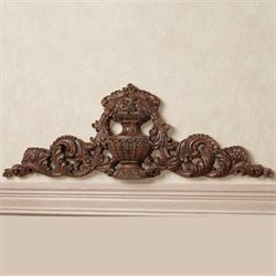 Addria Urn Topper Natural Cherry