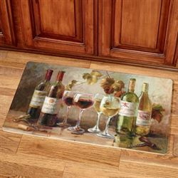 Opening the Wine Comfort Mat Multi 16 x 26