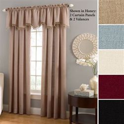 Coronado Tailored Curtain Panel