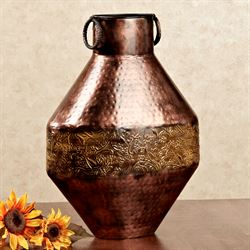 Torsten Table Vase Copper