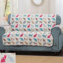 Felix Furniture Protector Light Cream Recliner/Wing Chair