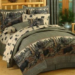 The Bears Comforter Set Cypress