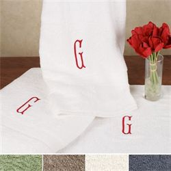 Supima Spa Towels and Bath Mat Set Set of Three