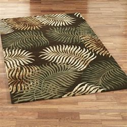 Fern View Rectangle Rug