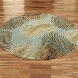 DS Fern View Round Rug