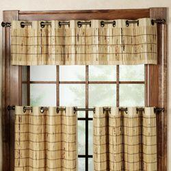 Bamboo Valance  72 x 12