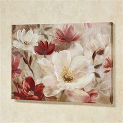 Natures Jewels Canvas Wall Art Multi Warm