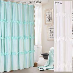 Rosaleen Shower Curtain 72 x 72