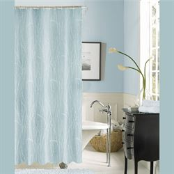 Silis Shower Curtain 72 x 72