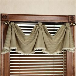 Robyn Victory Valance  50 x 18