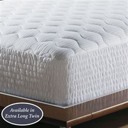 Croscill Luxury Mattress Pad White