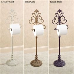 Aldabella Toilet Paper Stand