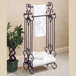 Aldabella Tuscany Slate Towel Stand