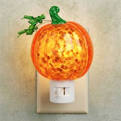 Pumpkin Nightlight Orange