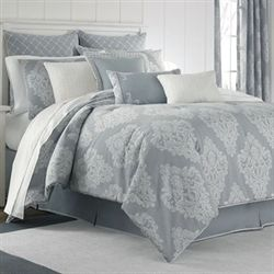 Ansonia Comforter Set Sterling Blue