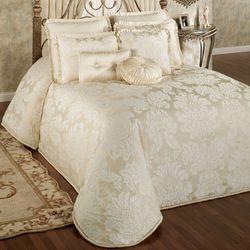Classique Oversized Bedspread Pearl