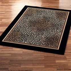 Jungle Hunt Area Rug