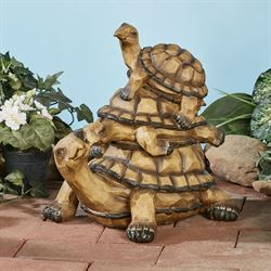 Turtle Family Indoor Outdoor Sculpture