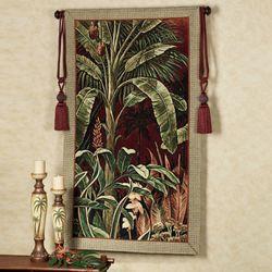 Bali Garden I Tapestry