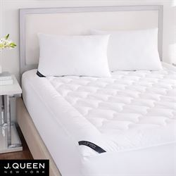 Royalty Mattress Pad White