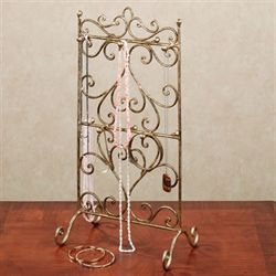 Ballantyne Jewelry Holder Antique Gold