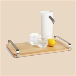 Perkins Serving Tray Natural