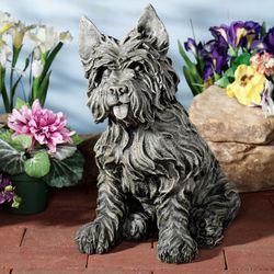 Oliver Cairn Terrier Sculpture