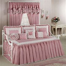 Memories Crochet Daybed Set Blush Daybed