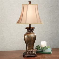 Bridgetown Table Lamp Each with CFL Bulb