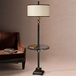 Joaquin Floor Lamp Black Each