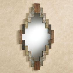 Canyon Reflections Wall Mirror Multi Earth