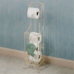 Sea Breeze Toilet Paper Stand Sand