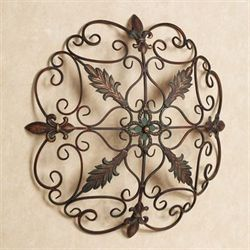 Tralles Metal Wall Grille Bronze