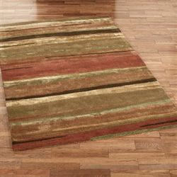 Bernini Area Rug Rust