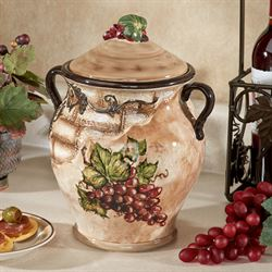 tuscan kitchen canisters kitchen canisters and canister sets touch of class 15237