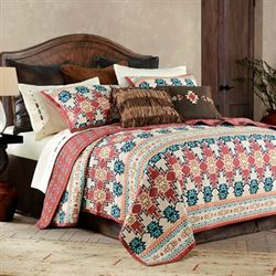 Tulsa Quilt Set Multi Jewel