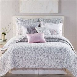 Reflections Quilt Set Gray