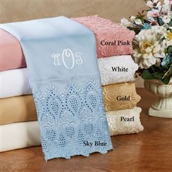 Royalty Lace Sheet Set