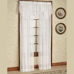 Monte Carlo Tailored Curtain Panel