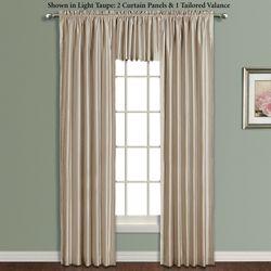 Annaleigh Tailored Curtain Panel