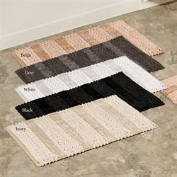 Alliance Bath Rugs Set of Two