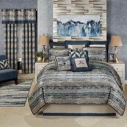 Spellbound Comforter Set Indigo
