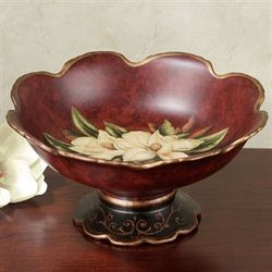 Magnolia Centerpiece Bowl